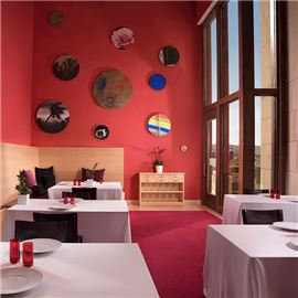 Restaurante Marqués de Riscal